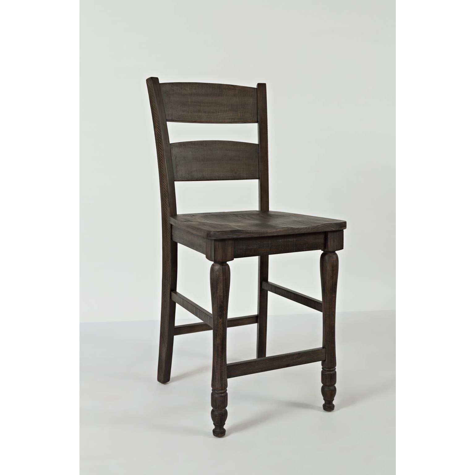 Madison County Stool - Barnwood