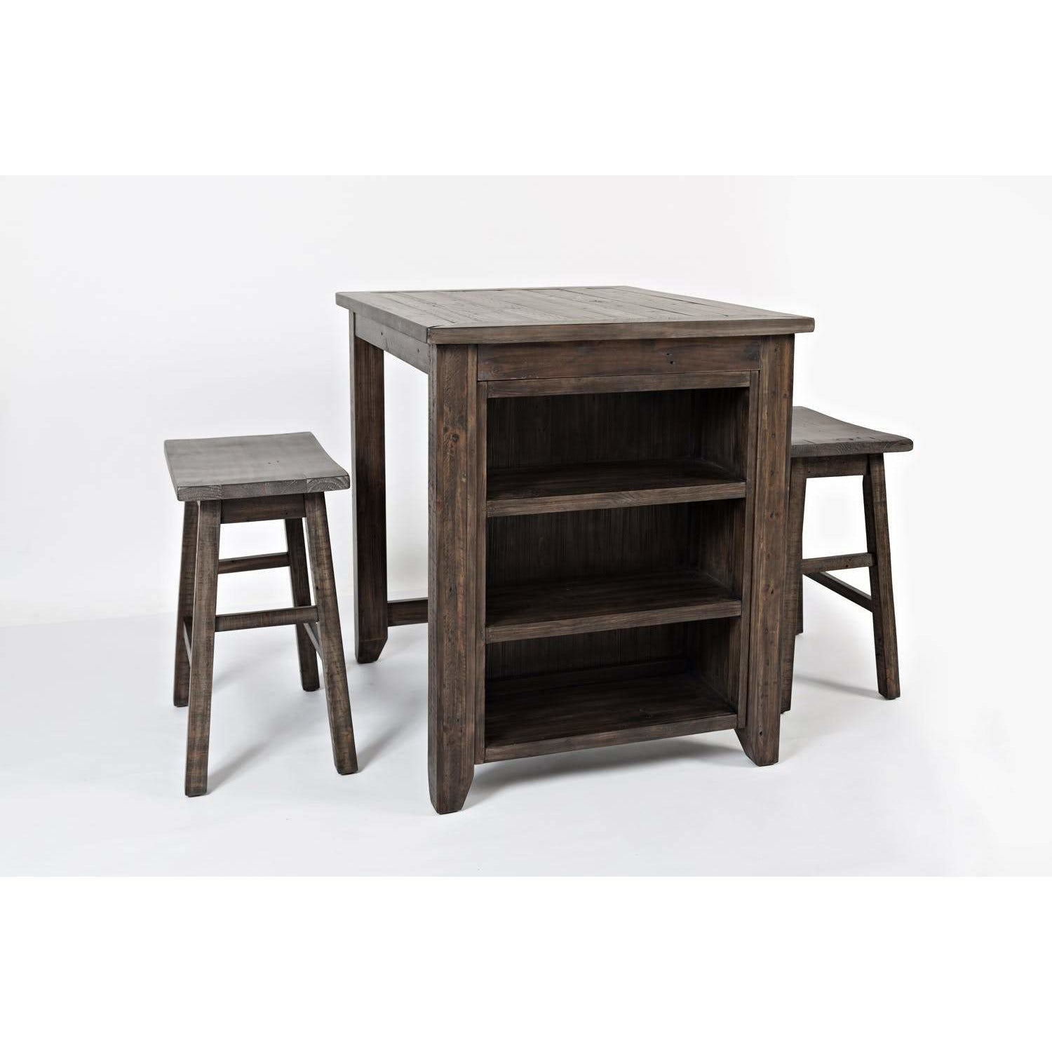 Madison County Pub Set - Barnwood