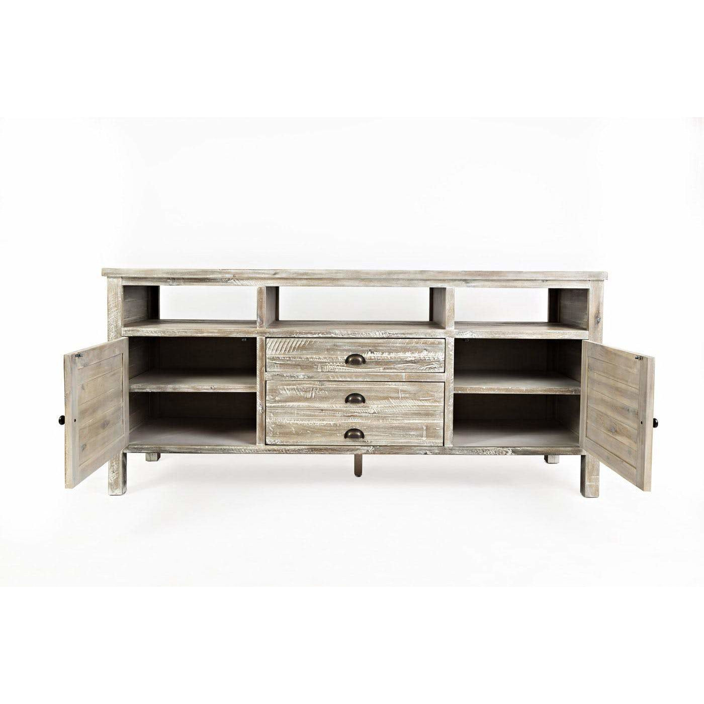 Artisan Grey Media Console - Large