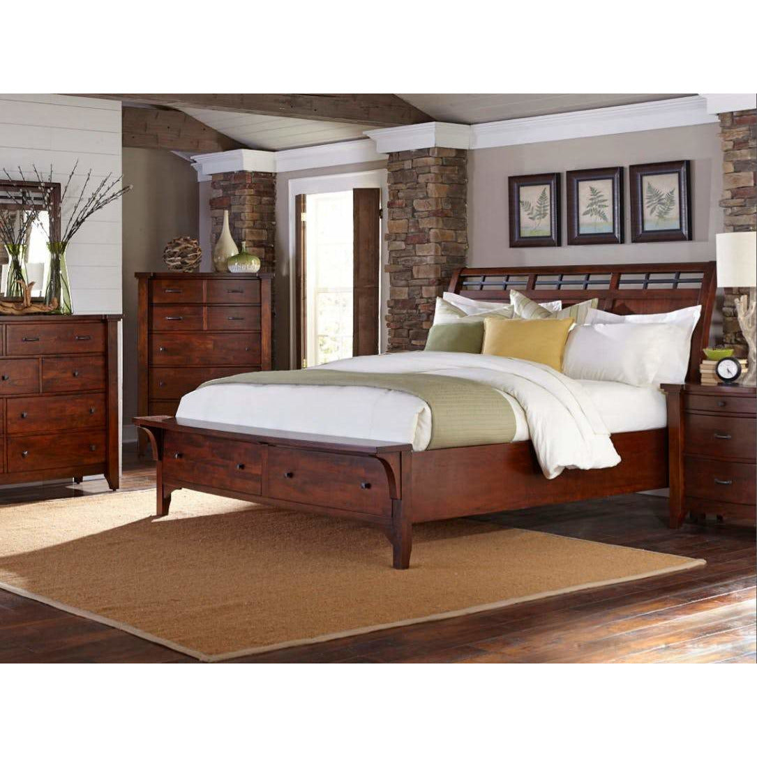 Whistler Retreat Storage Bed