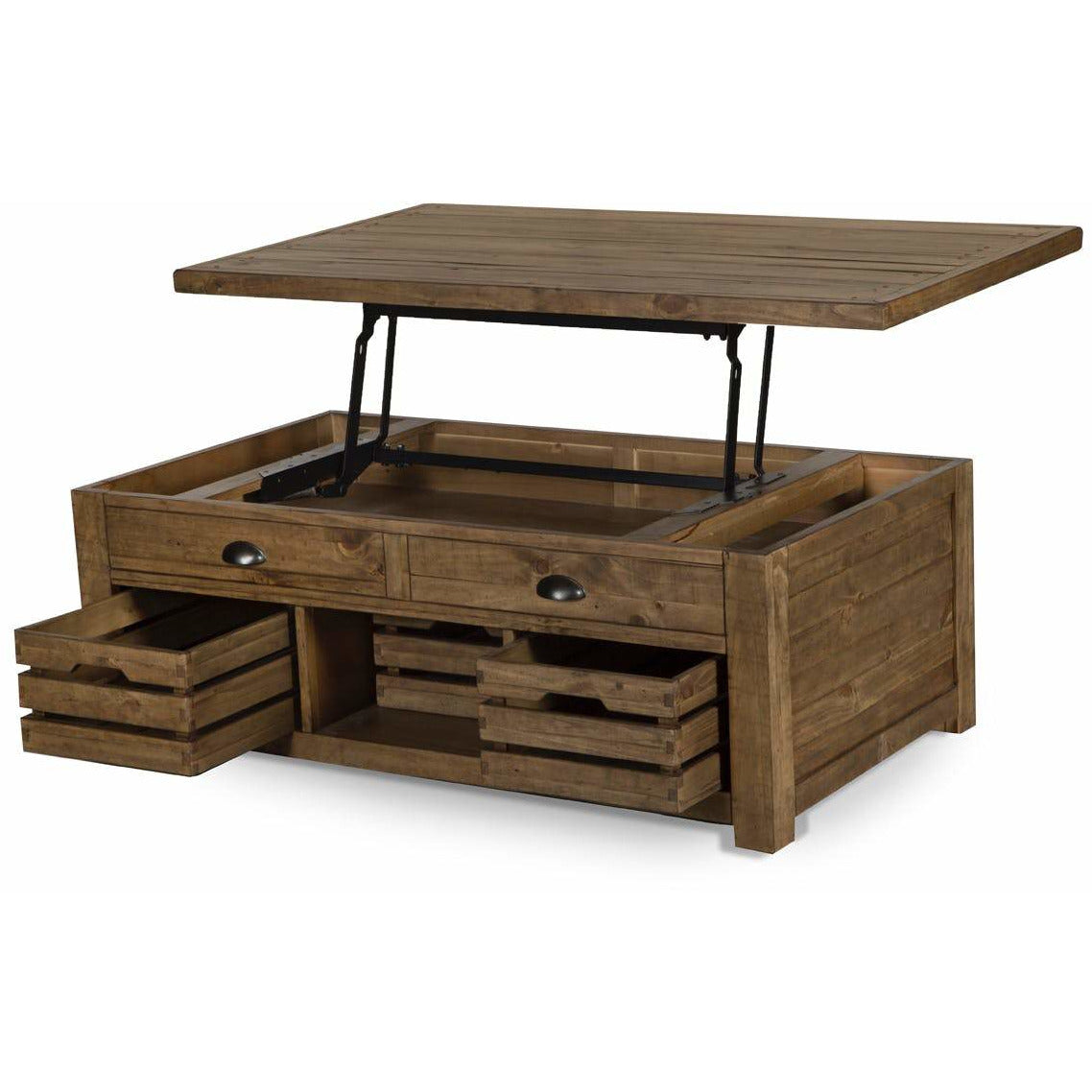 Stratton Storage Cocktail Table