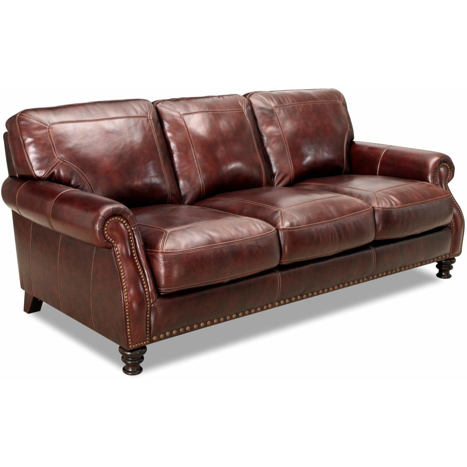 Amarillo Walnut Sofa