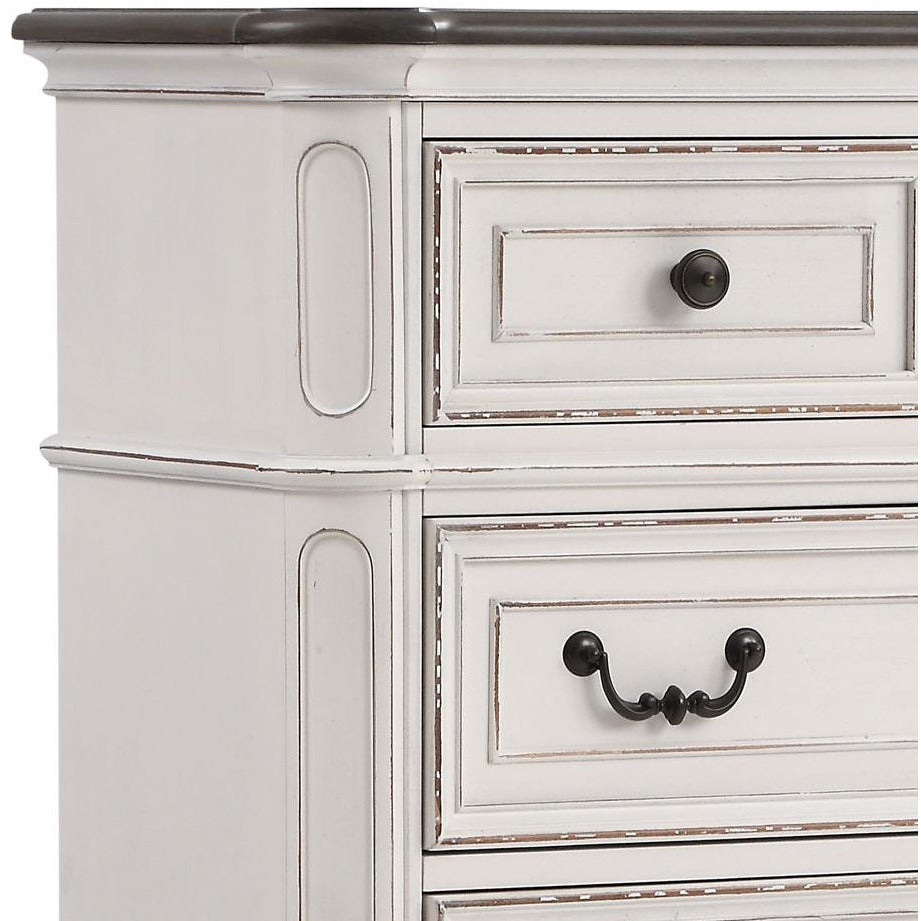 Rose Cottage Chest