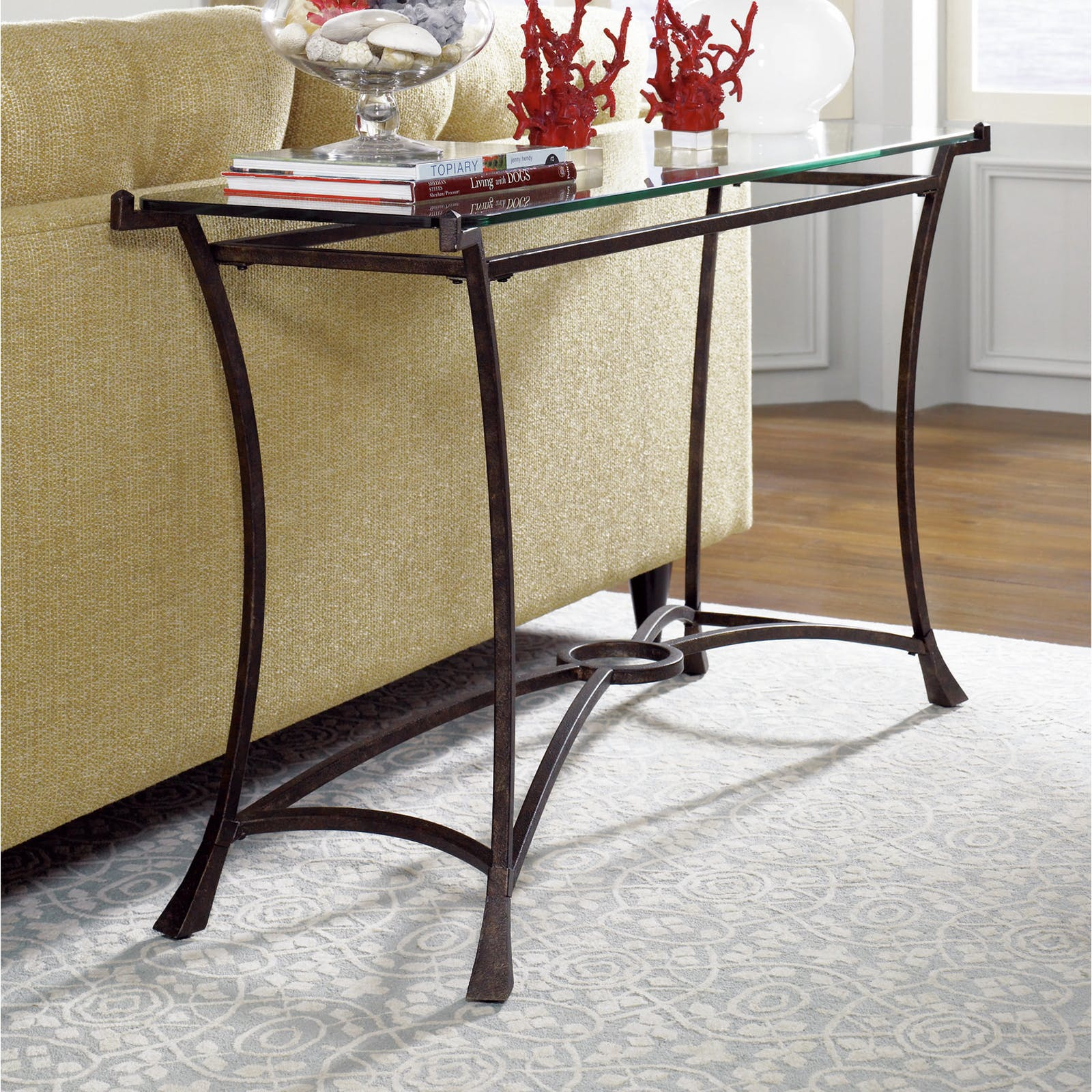 Sutton Sofa Table