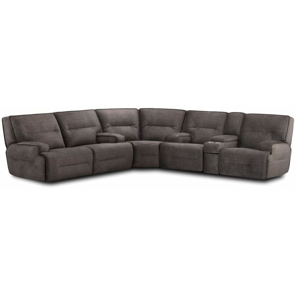 Granada Power Motion Sectional