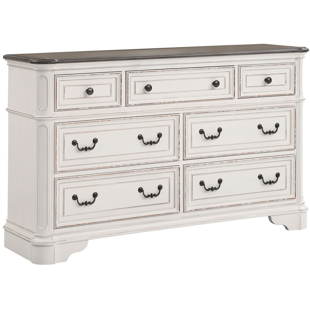 Rose Cottage Dresser