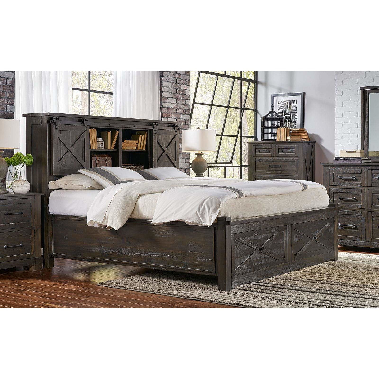 Sun Valley Storage Bed
