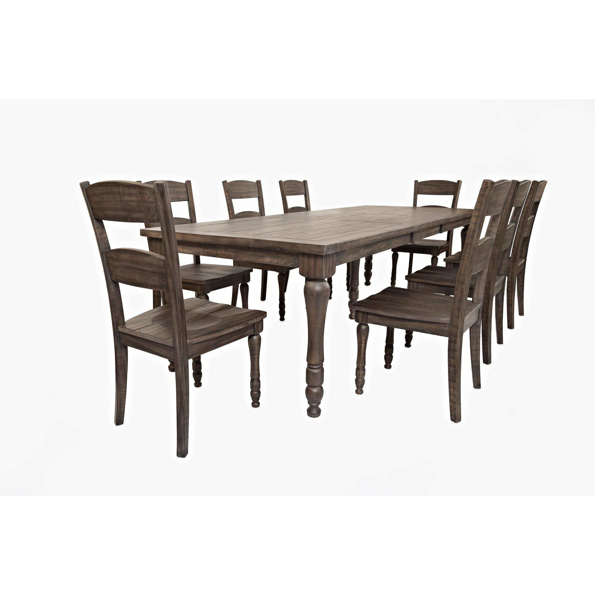 Madison County Dining Set - Barnwood