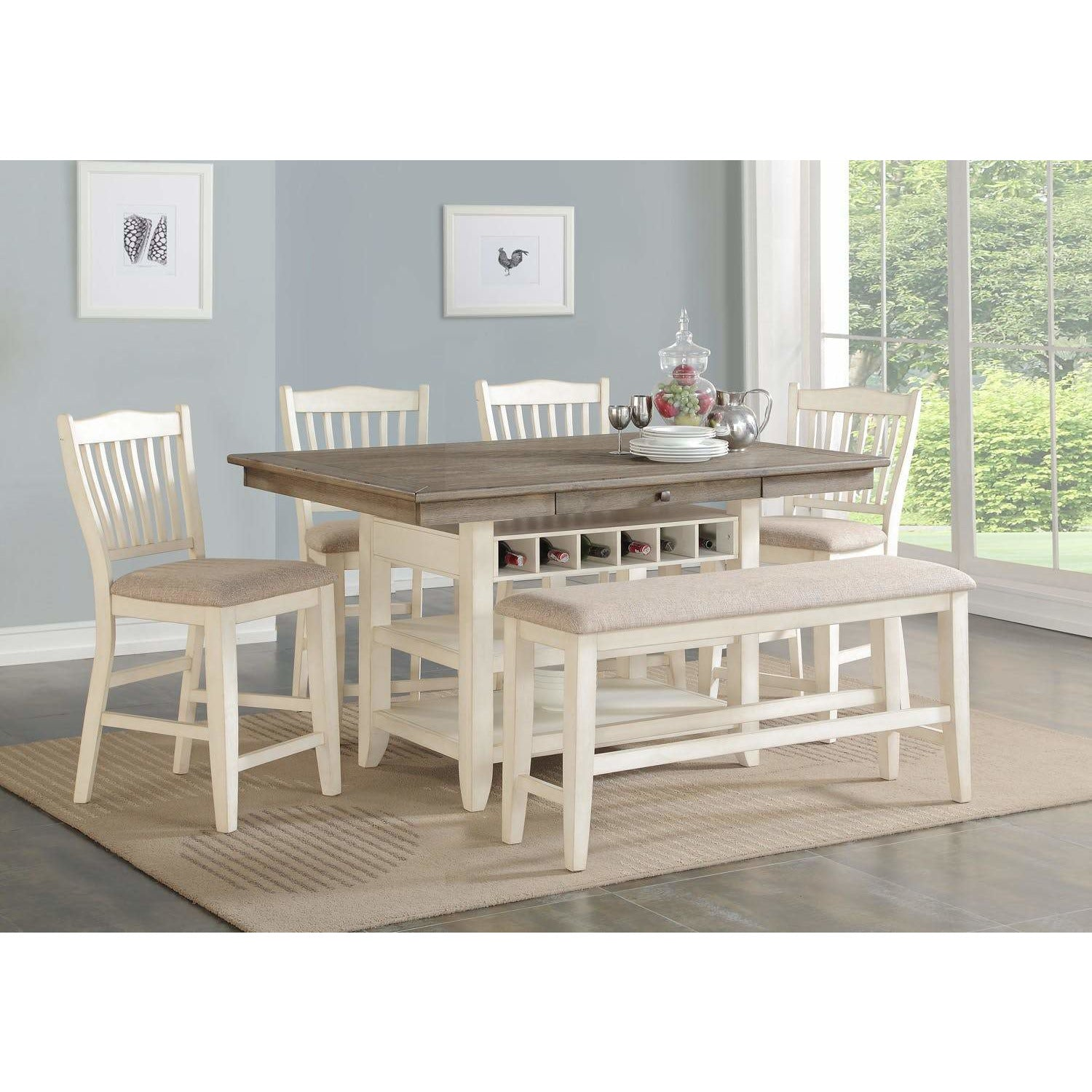 Dublin Counter Dining Set
