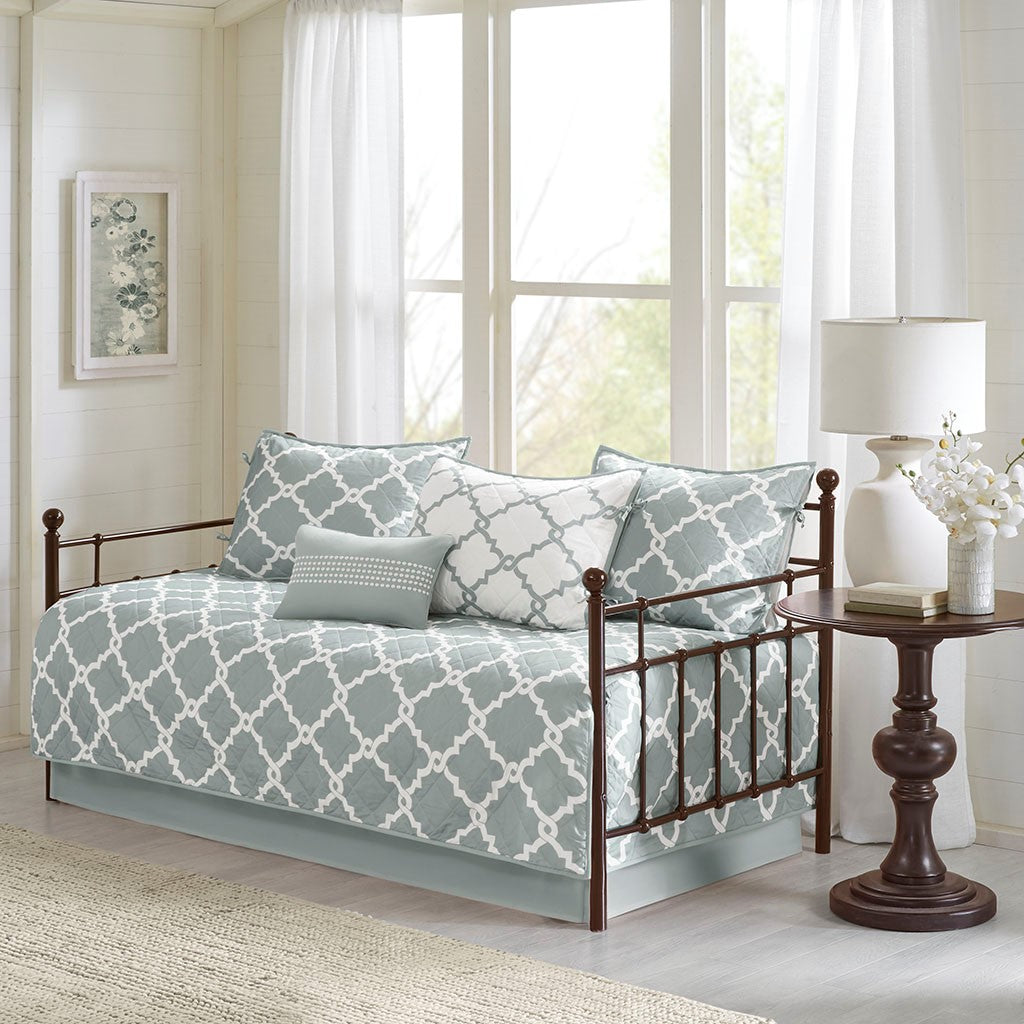 Merritt Grey Reversible Daybed Set