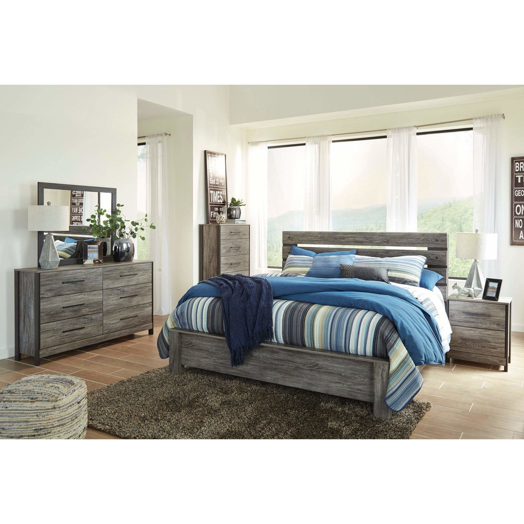 Cazenfeld Bedroom Group