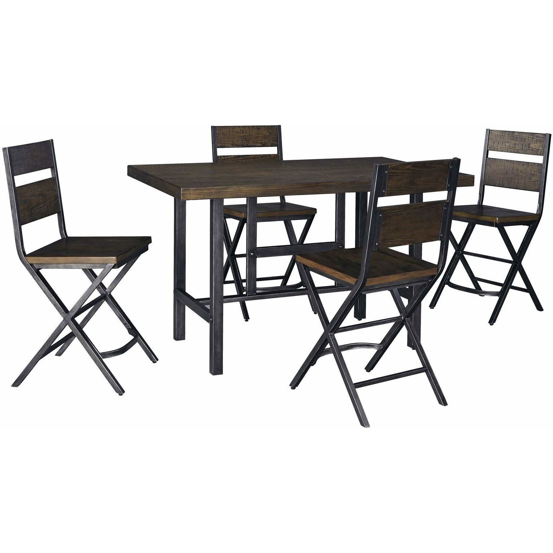 Kavara Counter Height Dining Set
