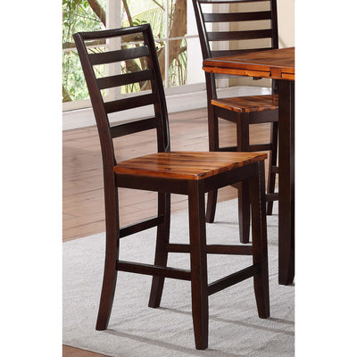 Two Tone Pub Dining Set