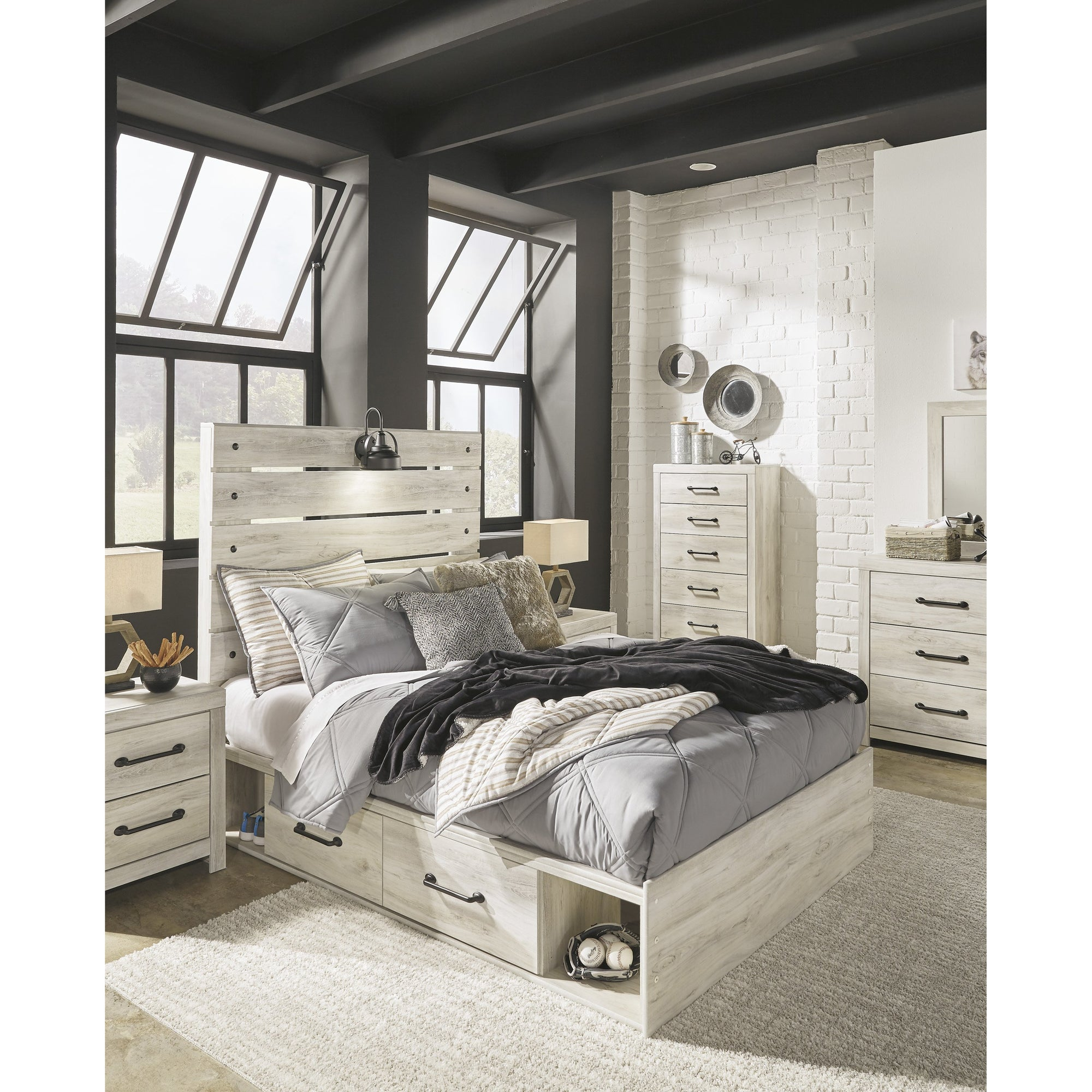 Cambeck Storage Bed