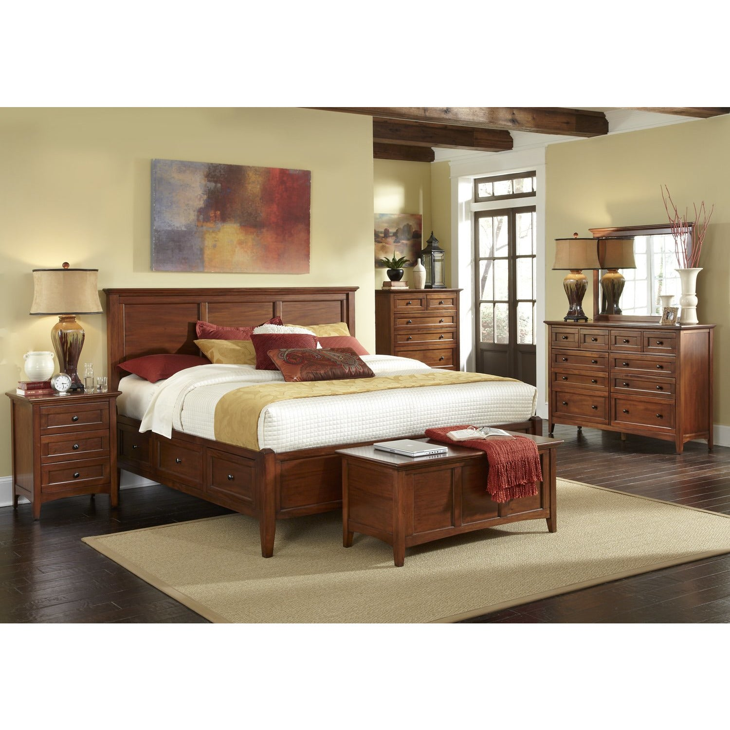 Westlake Storage Bedroom Group