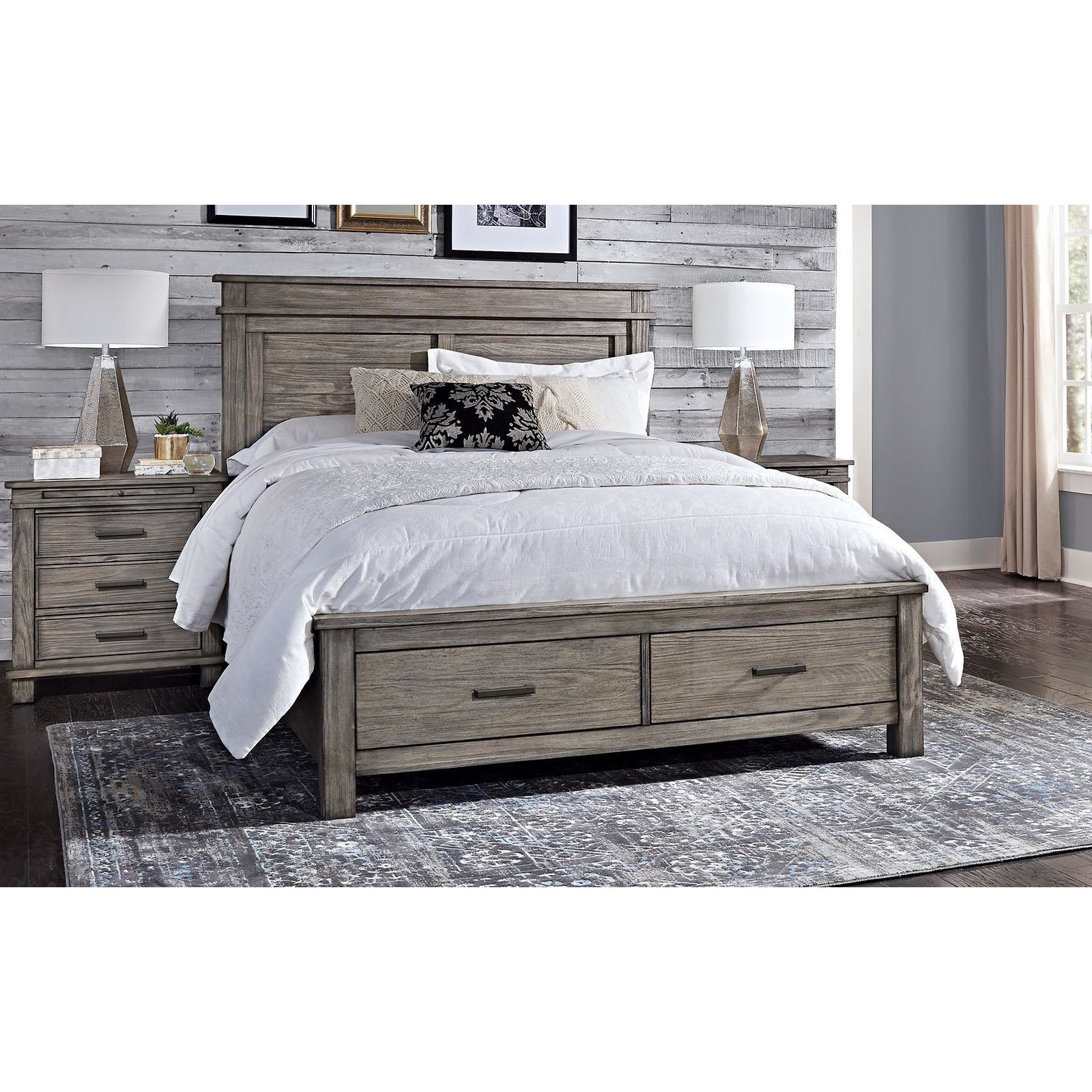 Glacier Point Storage Bed