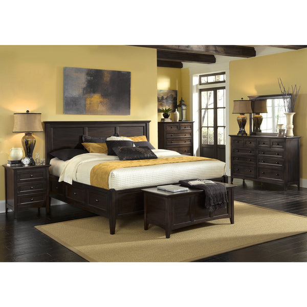Westlake Storage Bedroom Group Furniture Fair