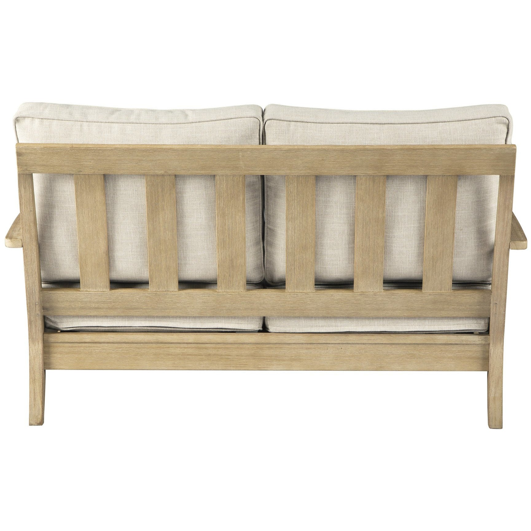 Clare View Loveseat with Cushions