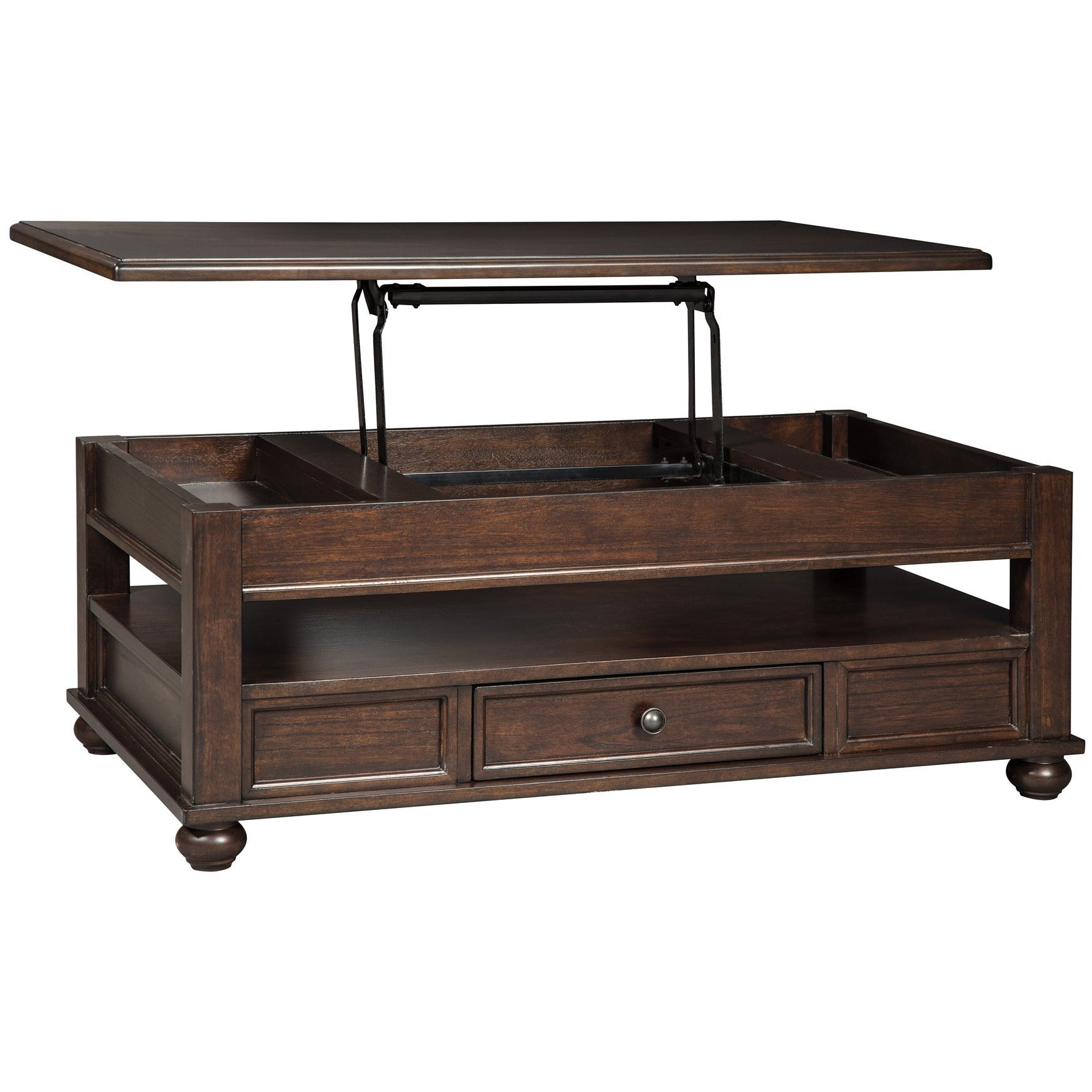 Barilanni Lift-Top Cocktail Table