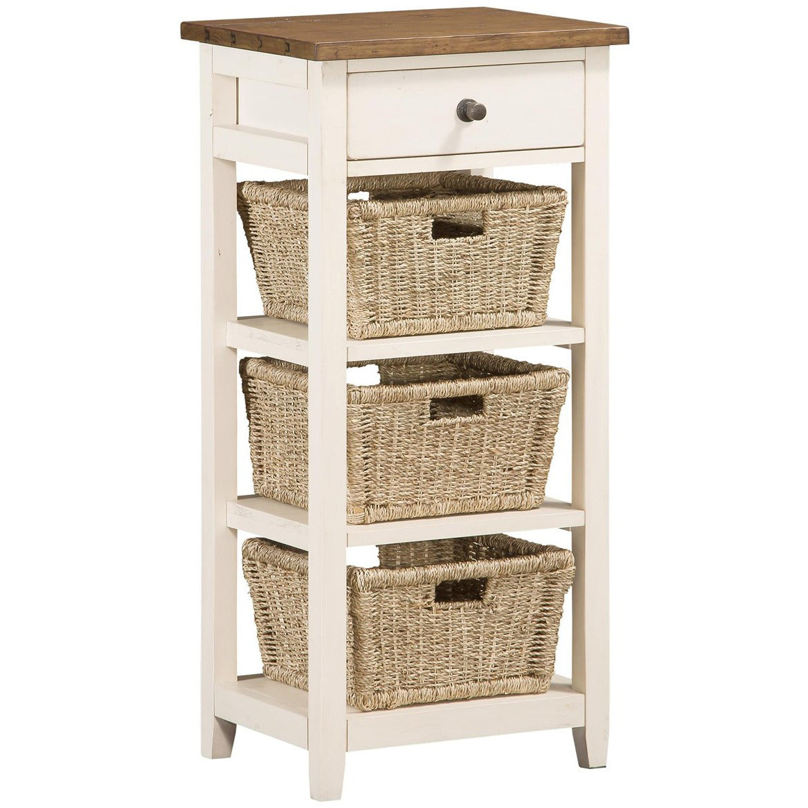 Tuscan Retreat Basket Stand