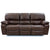 Dylan Leather Power Sofa