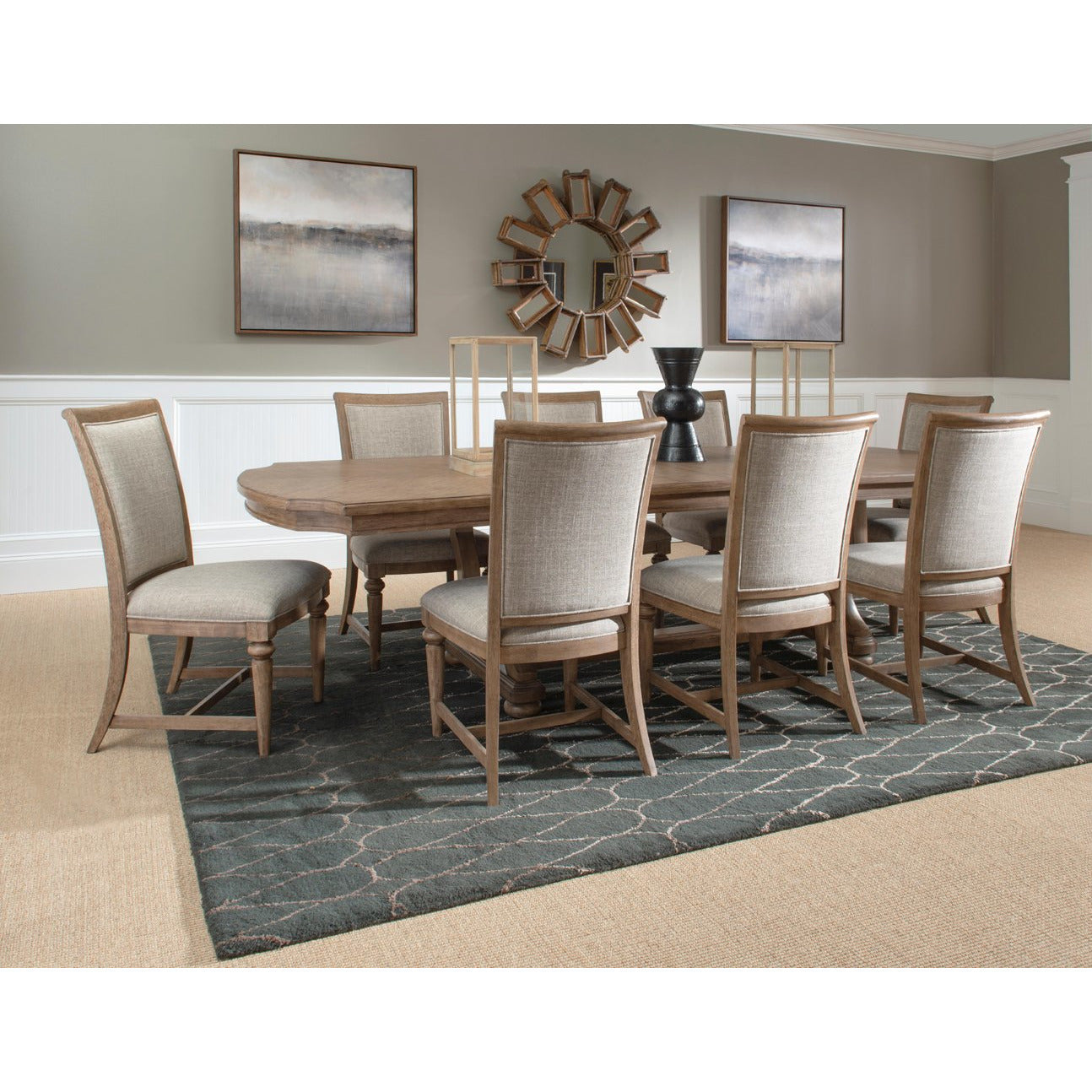 Camden Heights Trestle Dining Set