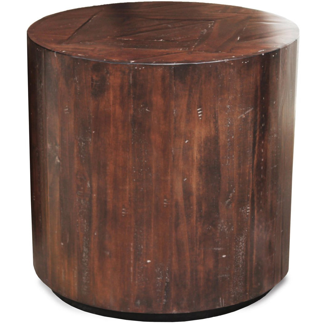 Tampa Round End Table