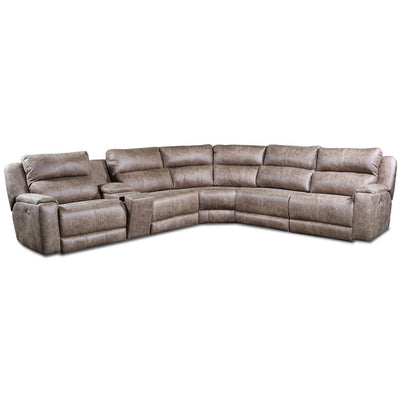Dazzle Power+ Reclining Sectional