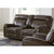 Beaumont Power Loveseat with Console