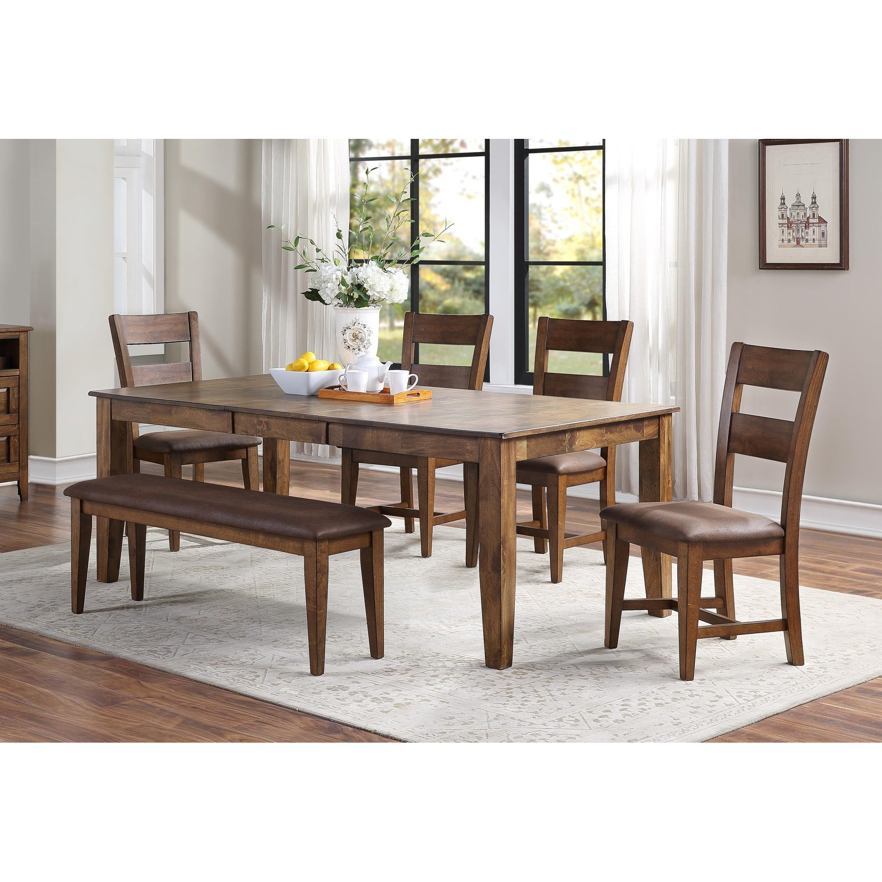 Wright Dining Set
