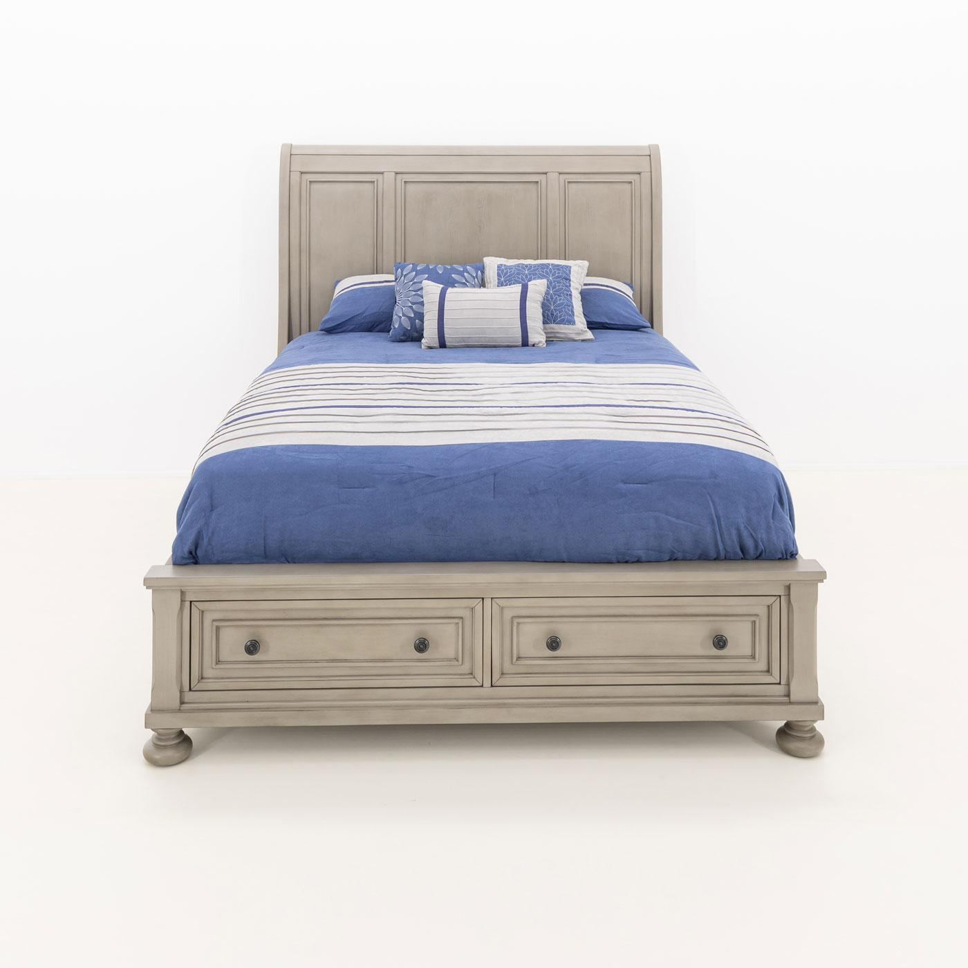 Chagrin Falls Storage Bed