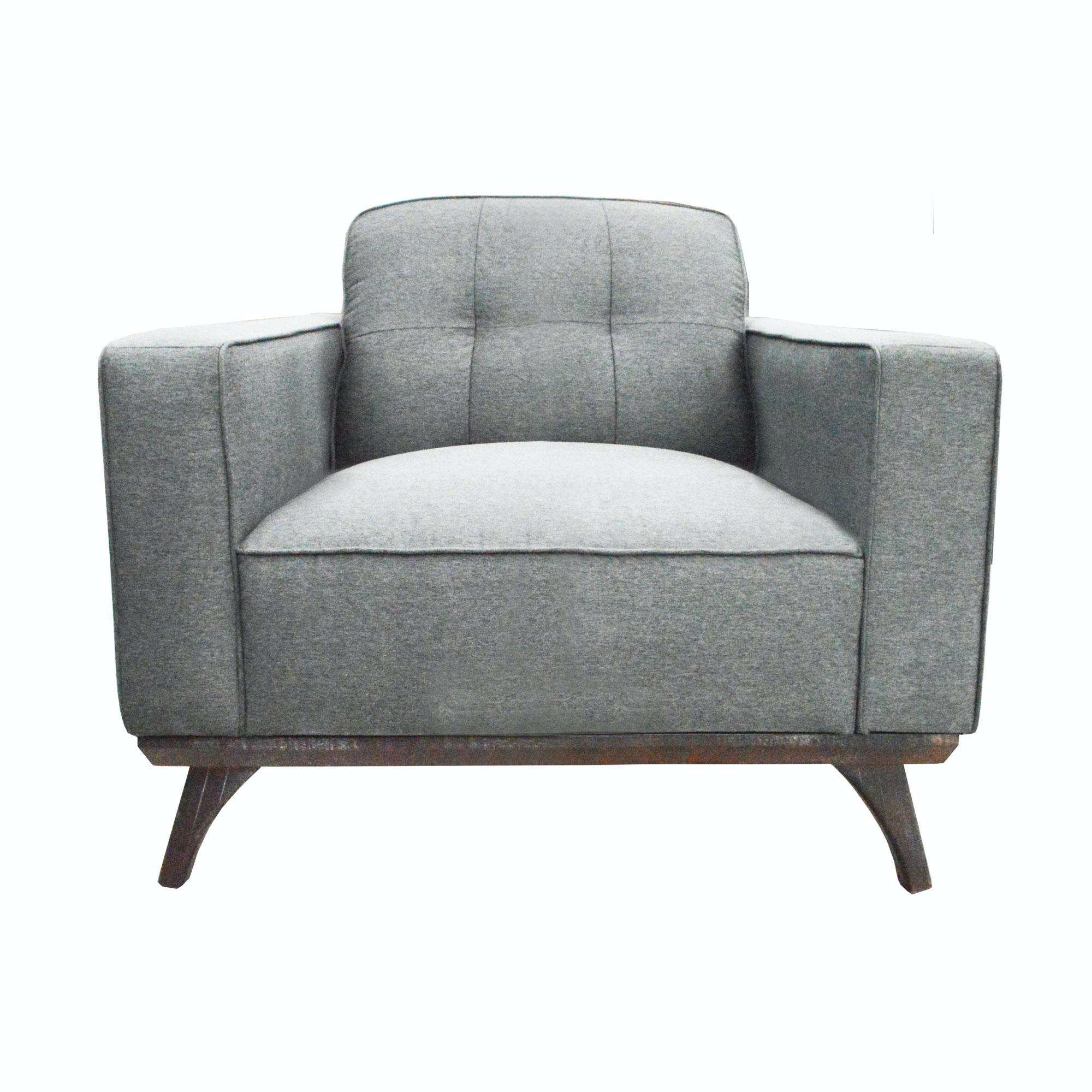 Modena Chair - Pewter
