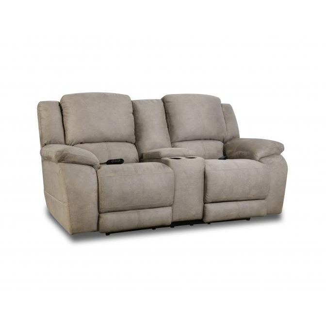 Perdido Power Console Loveseat