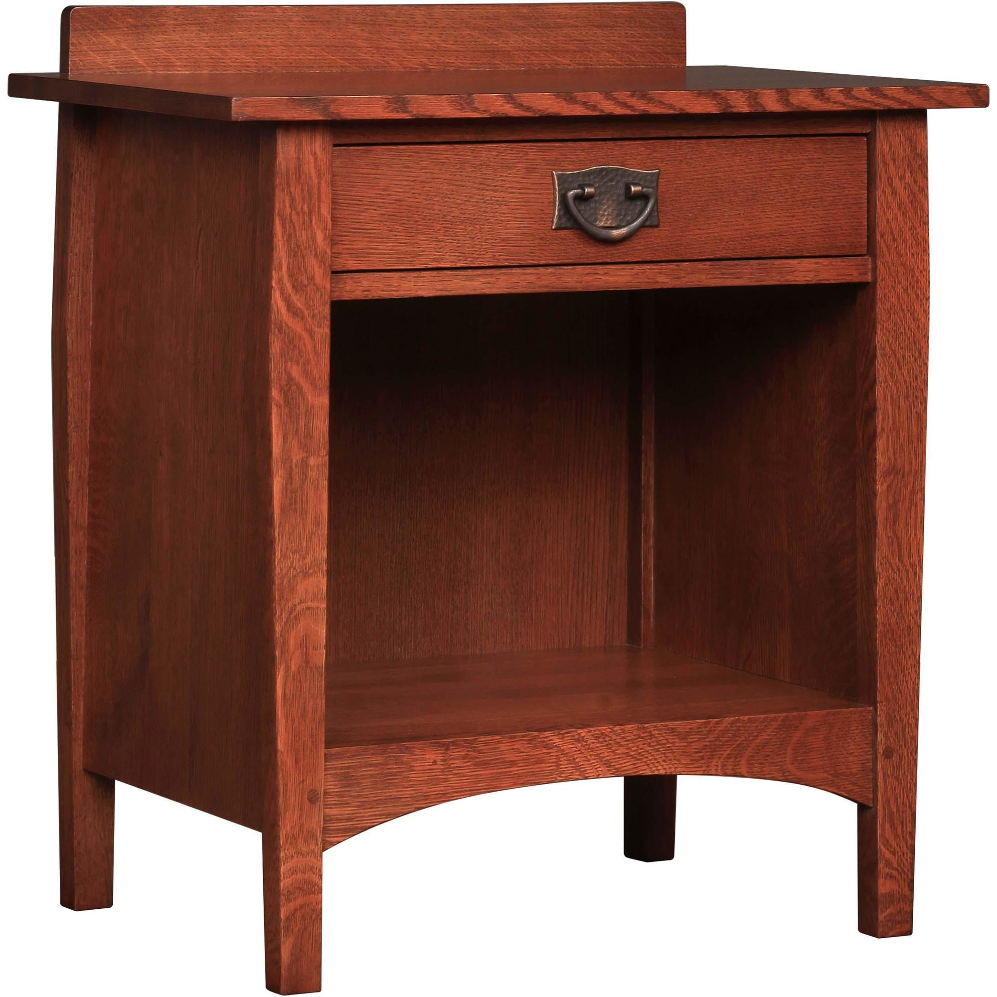 Harvey Ellis Open Nightstand