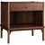 Walnut Grove Open Nightstand