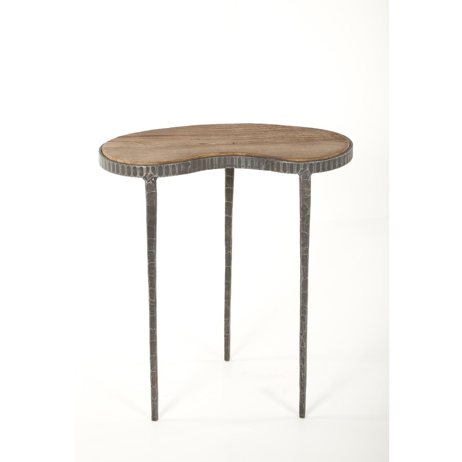 Kidney Accent Table