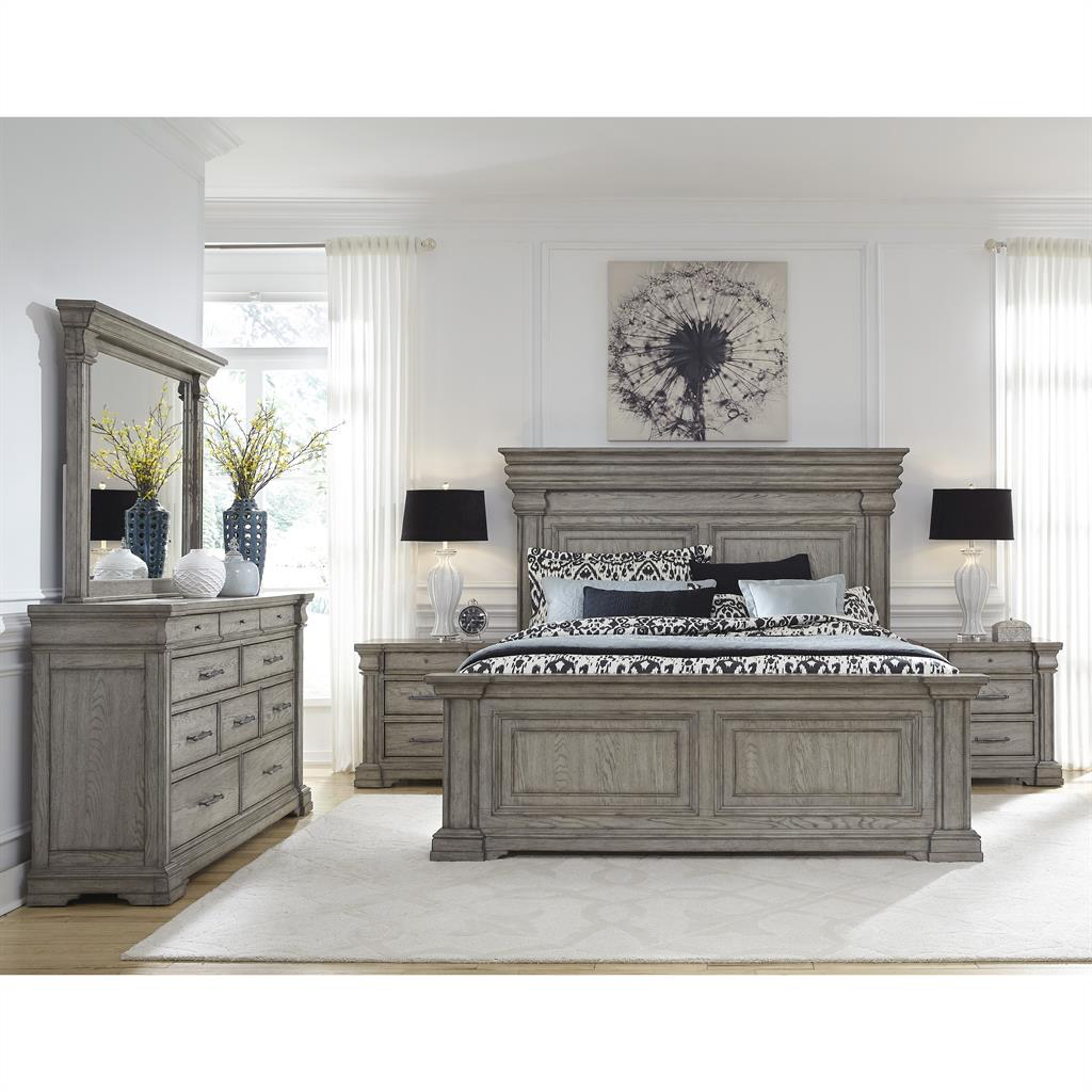 Madison Ridge Bedroom Group