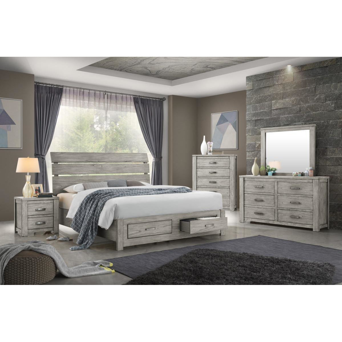 Brentwood Storage Bed