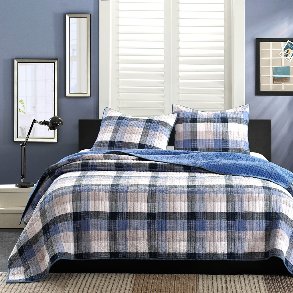Maddox Coverlet Set