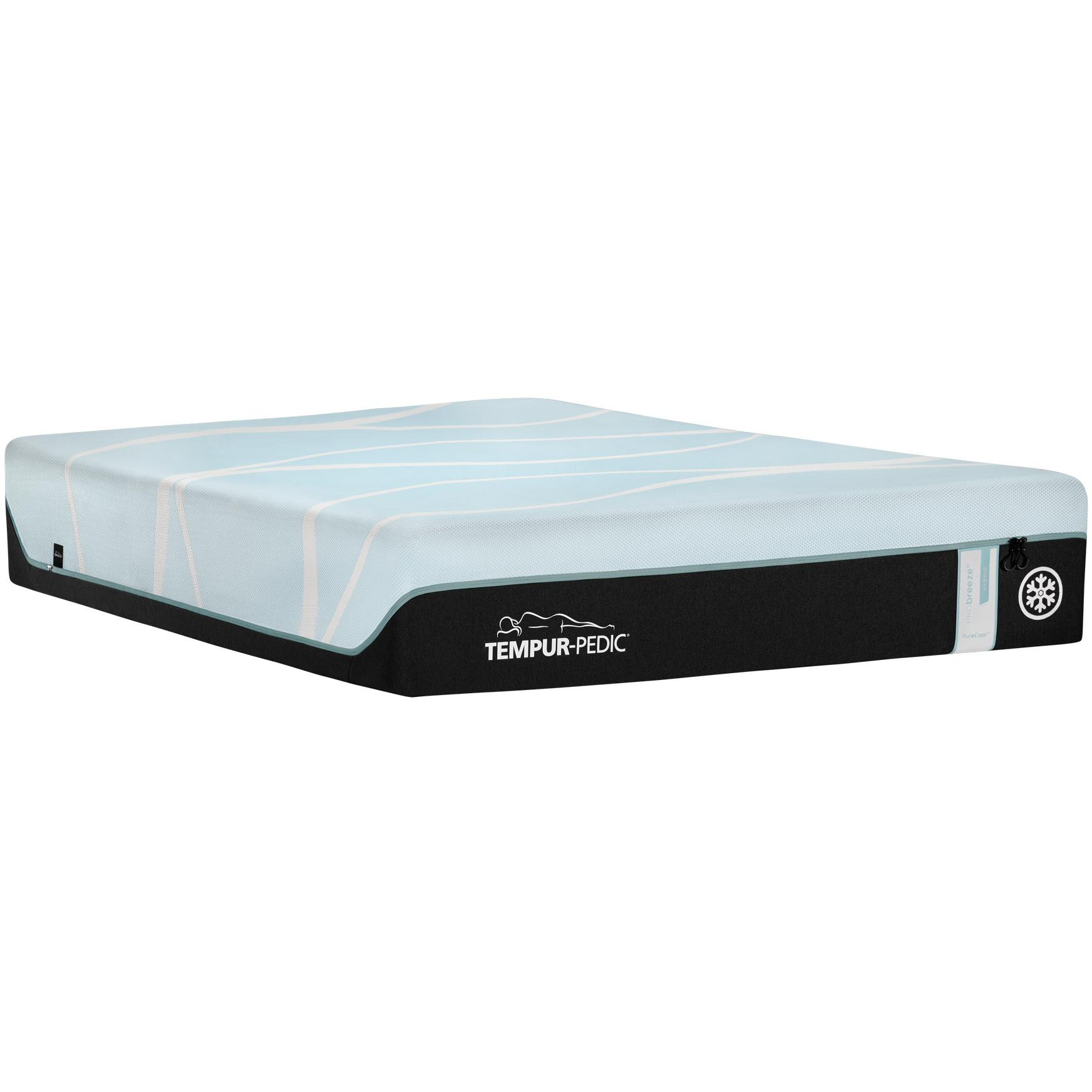 TEMPUR-PRObreeze°TM 3-Degree Medium Hybrid Mattress