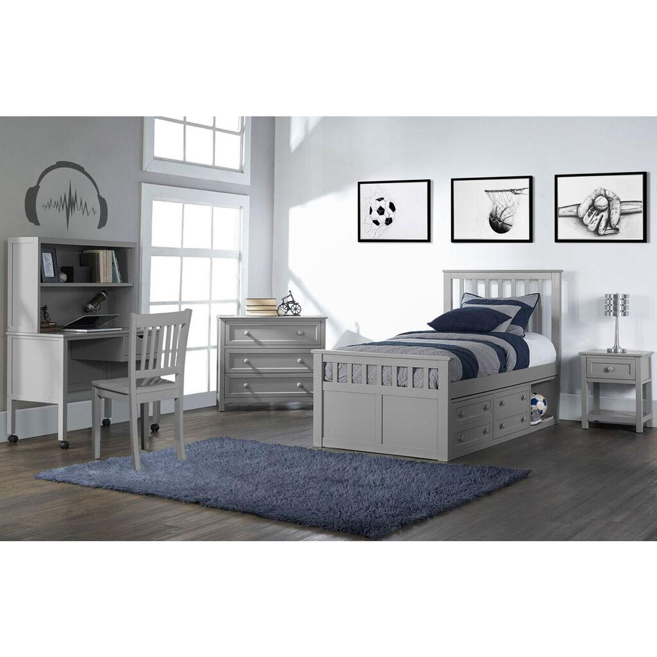 Marley Gray Captains Bed