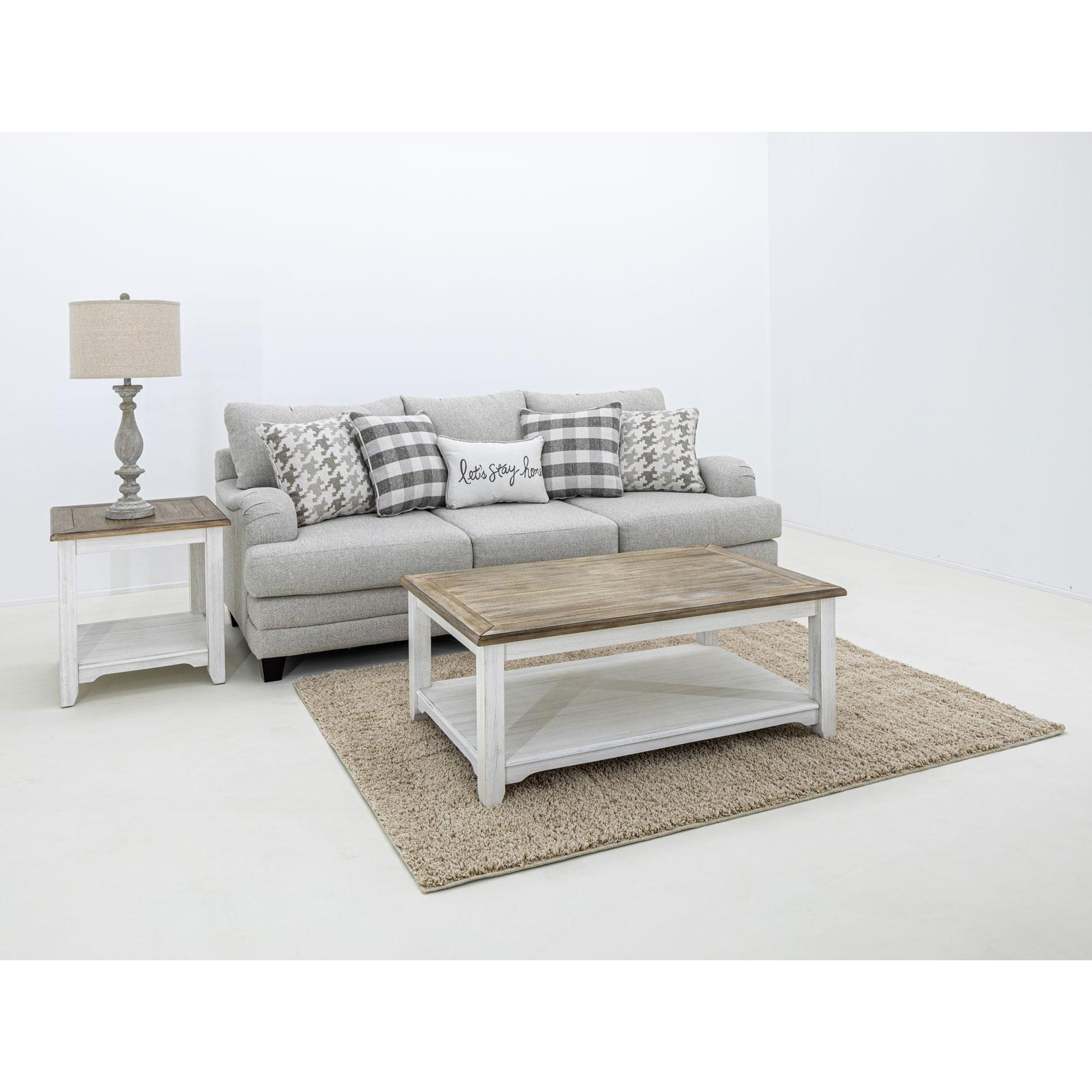Basic Wool Sofa Living Room