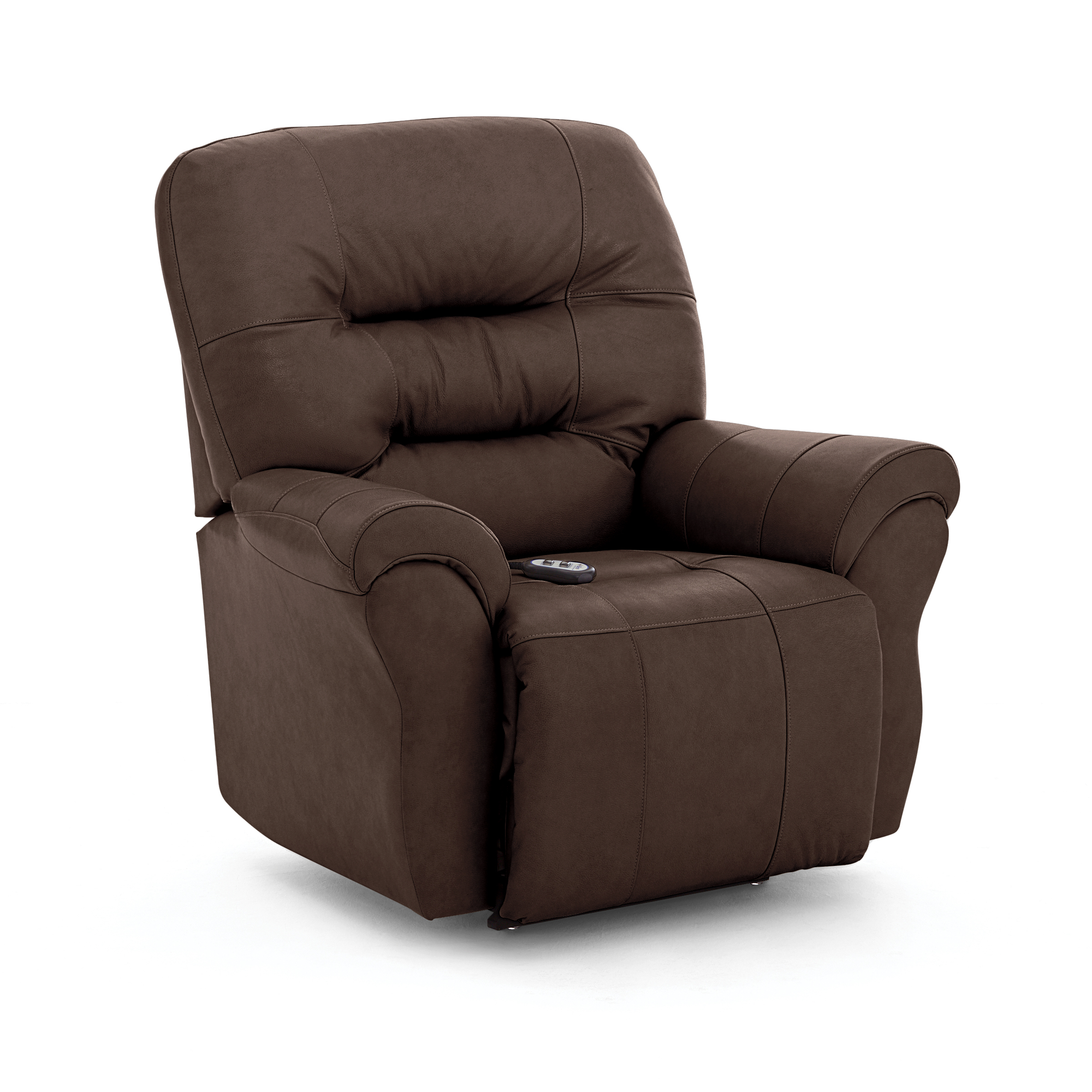 Unity Leather Power Rocker Recliner