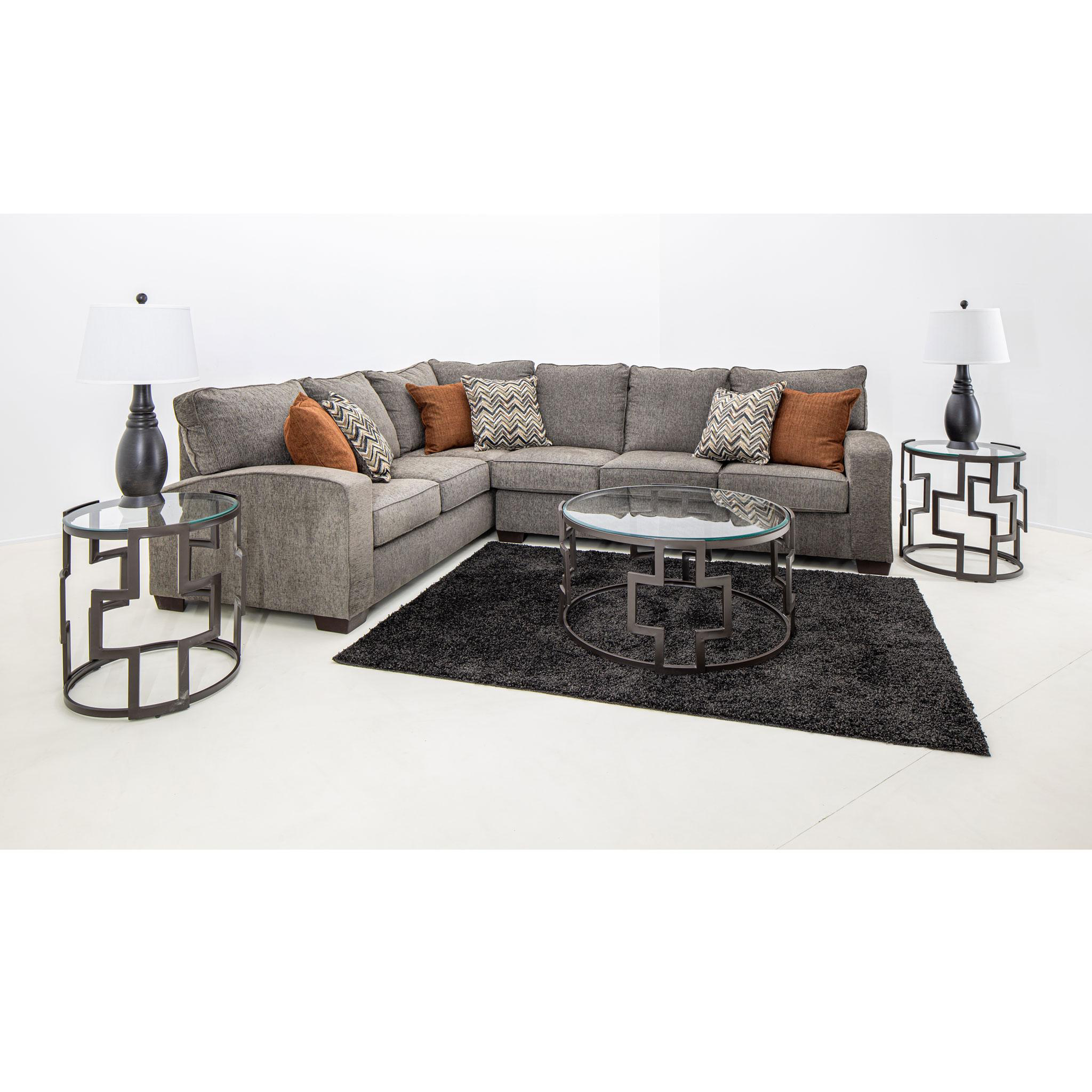 Endurance Sectional Living Room Group