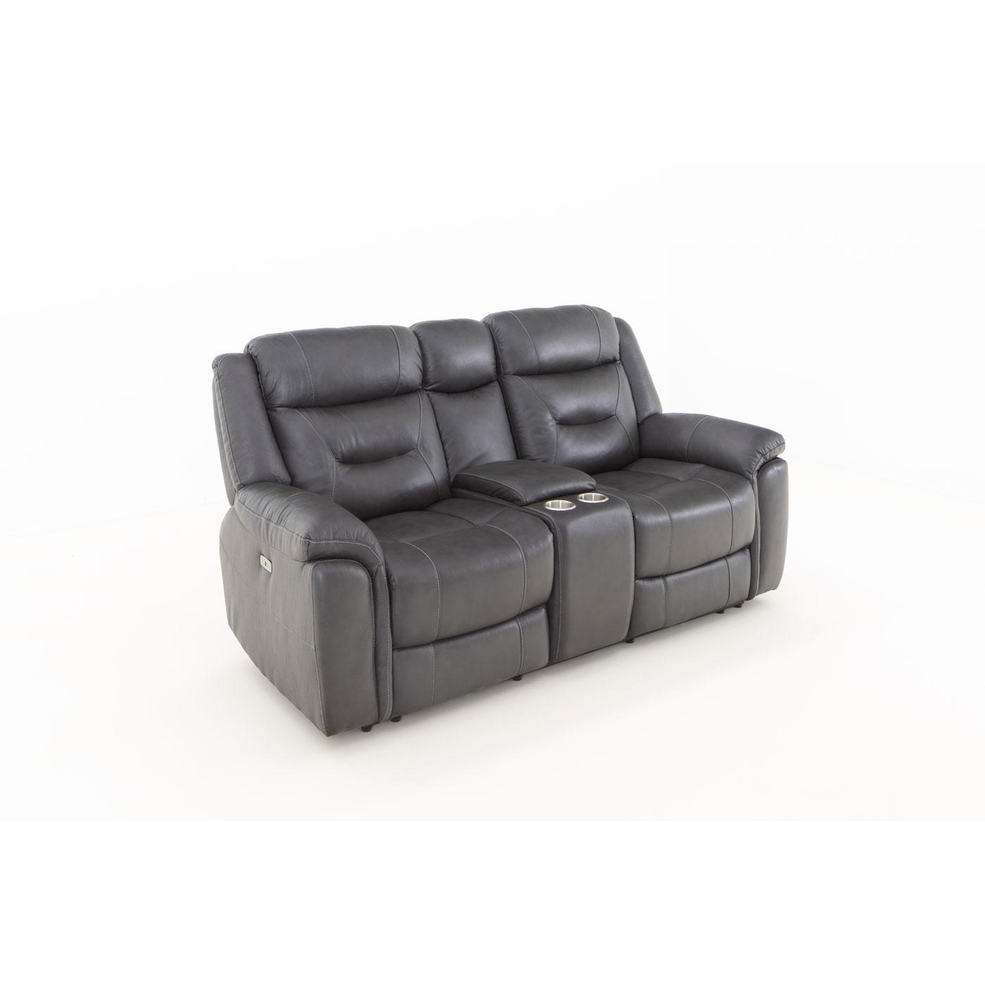 Starry Power Loveseat with Console