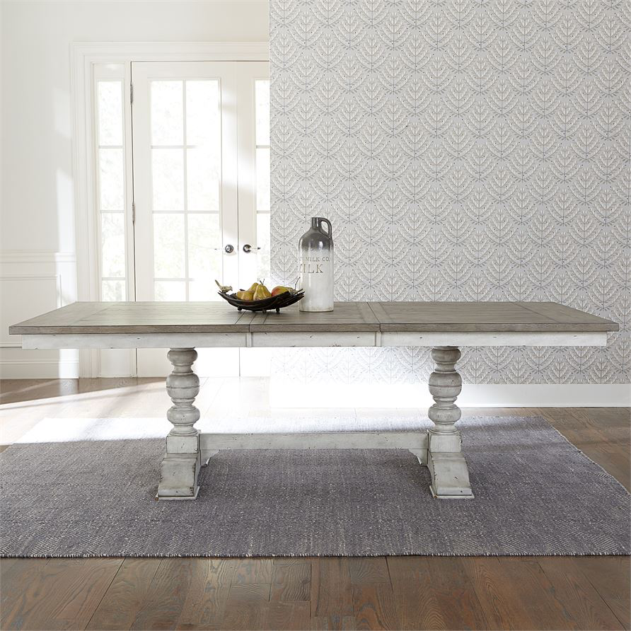 Whitney Trestle Dining Table
