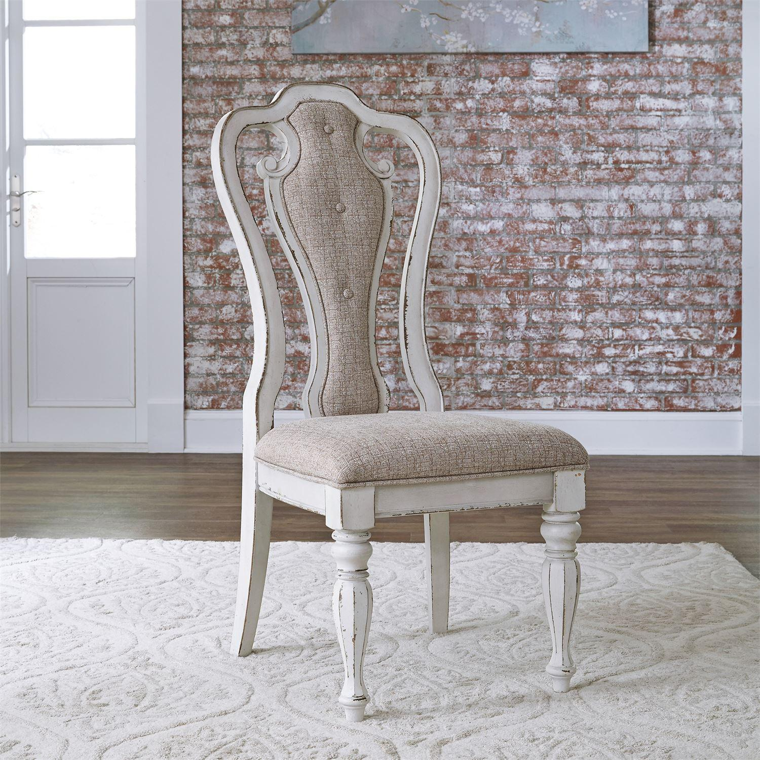 Magnolia Manor Upholstered Side Chair