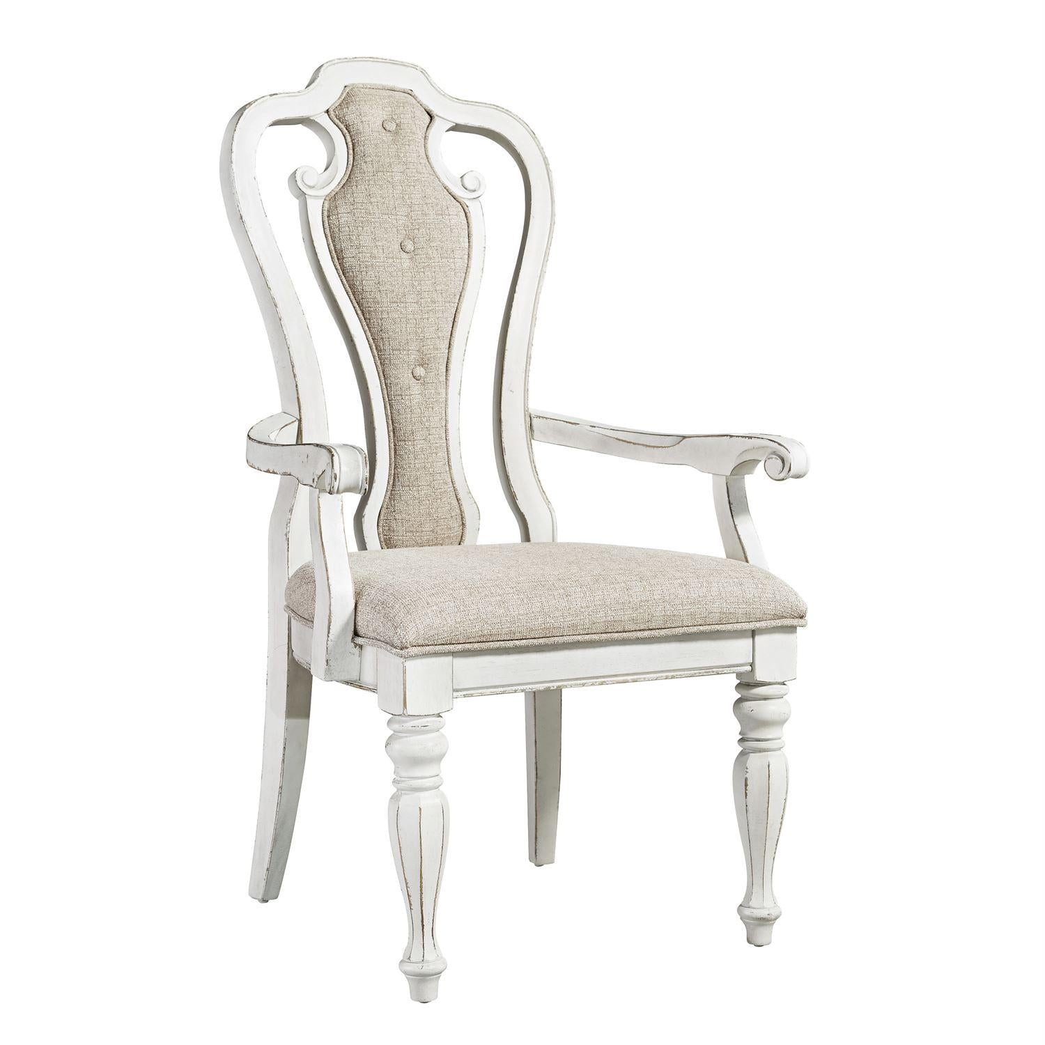 Magnolia Manor Upholstered Arm Chair