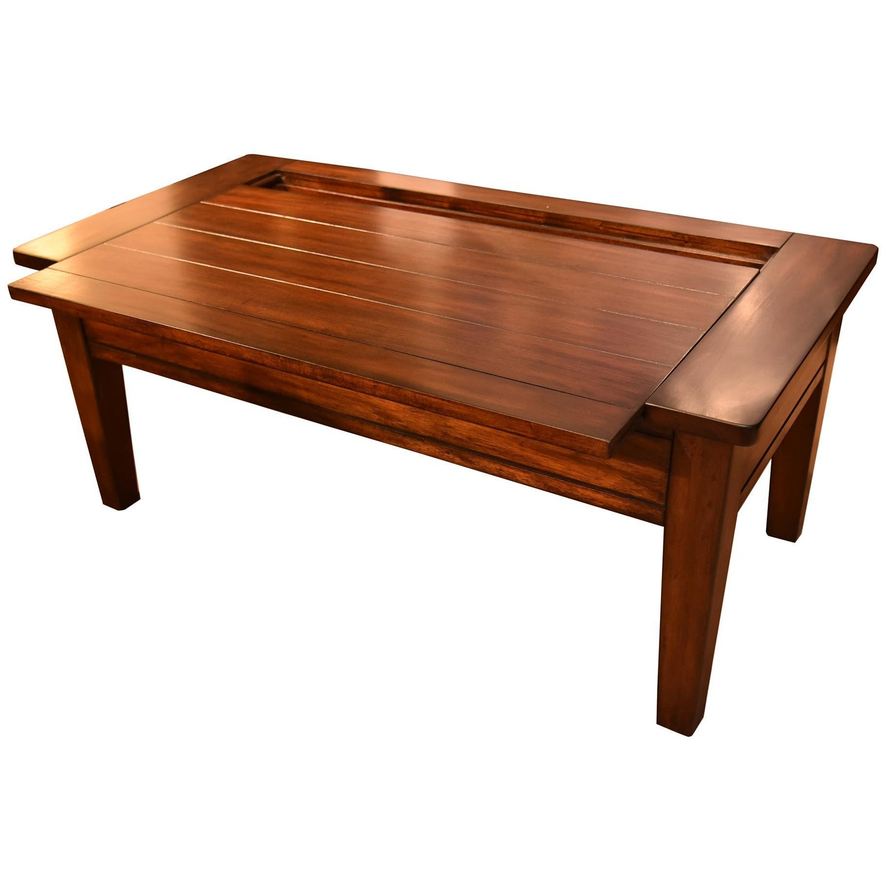 Trembessi Sliding Top Cocktail Table