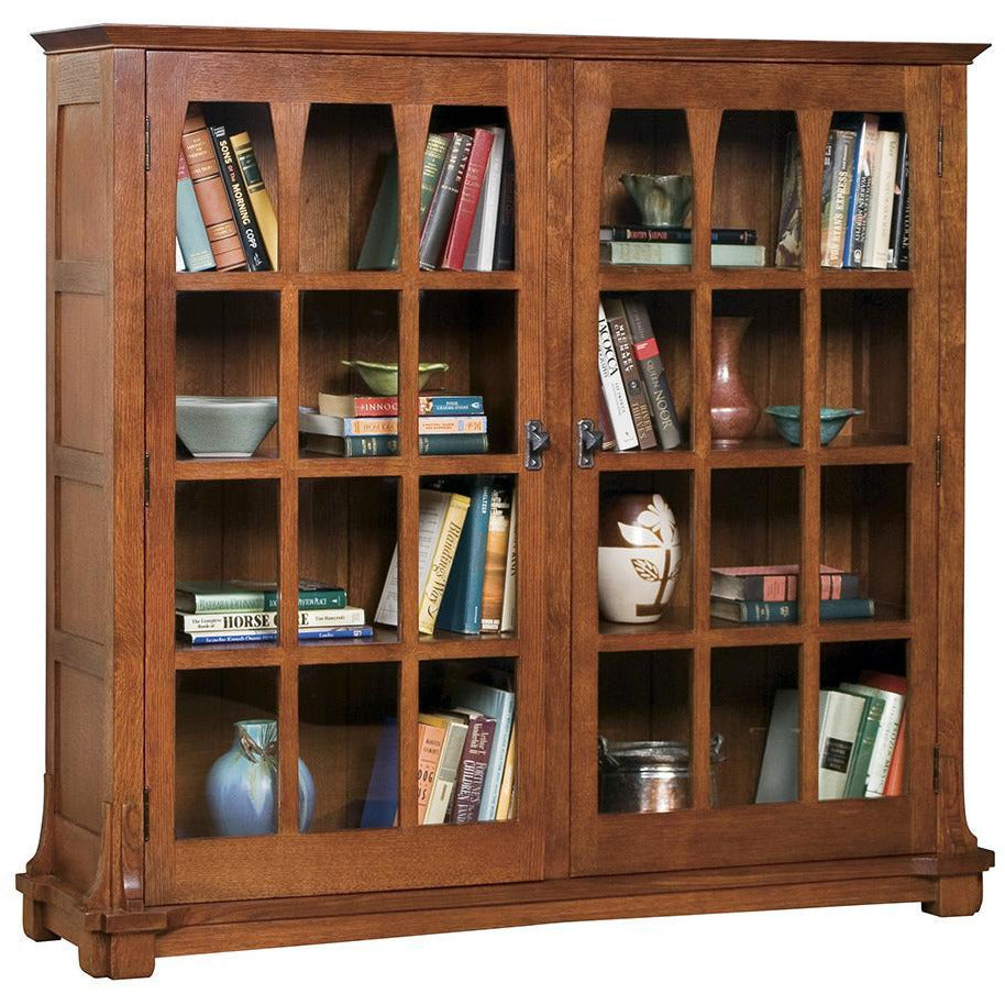 Gus Commemorative Bookcase